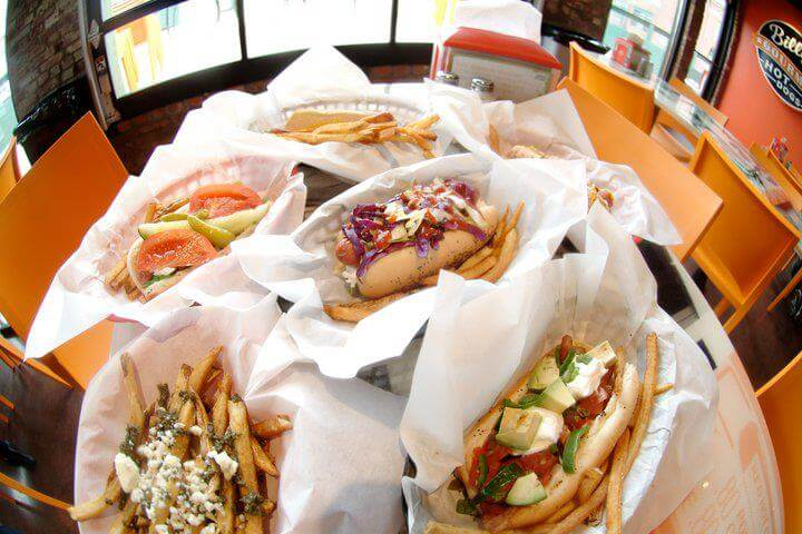 Billy S Gormet Hot Dogs