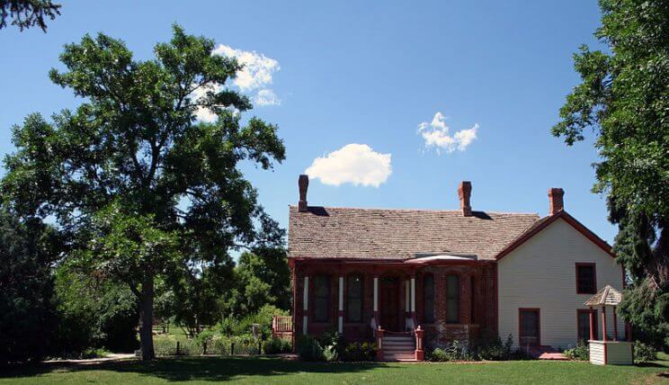 Four Mile Historic Park | The Denver Ear