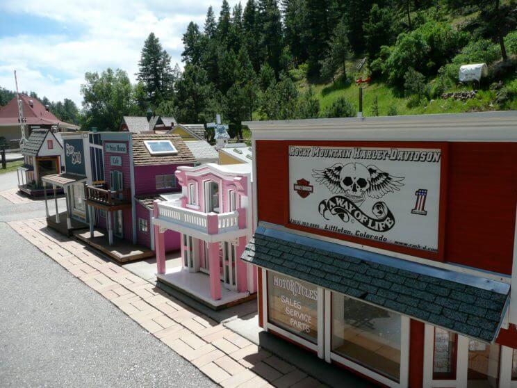 Tiny Town & Railroad   The Denver Ear