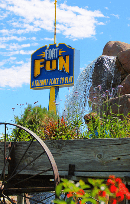 Fort Fun | The Denver Ear