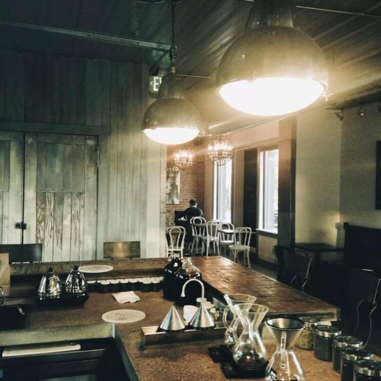Steam Espresso Bar | The Denver Ear