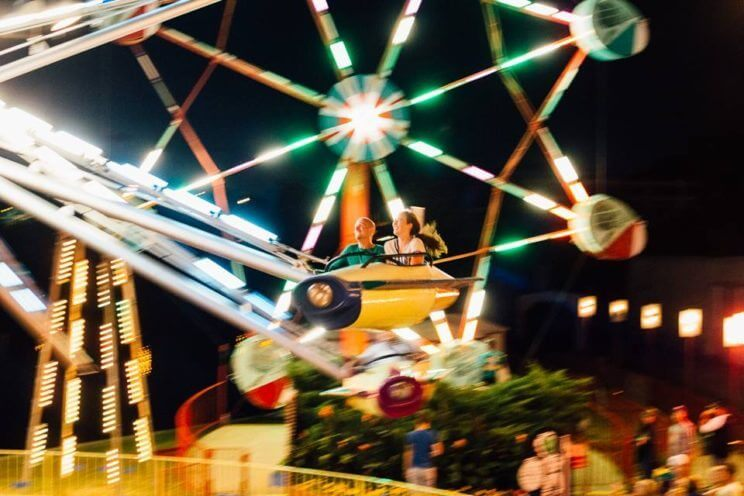 Summer Scream at Lakeside Amusement Park | The Denver Ear