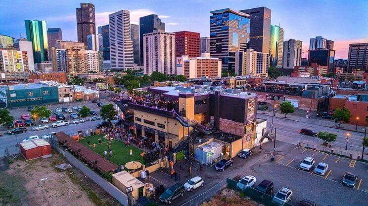 ViewHouse Eatery, Bar & Rooftop | The Denver Ear