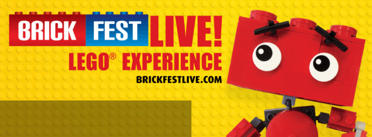 Brick Fest Live LEGO® Fan Experience | The Denver Ear