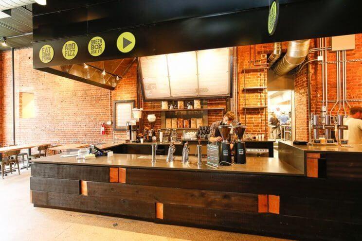 Carbon Beverage Café   The Denver Ear