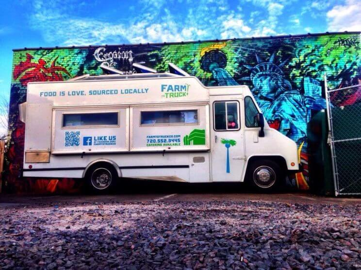 Farm to Truck | The Denver Ear
