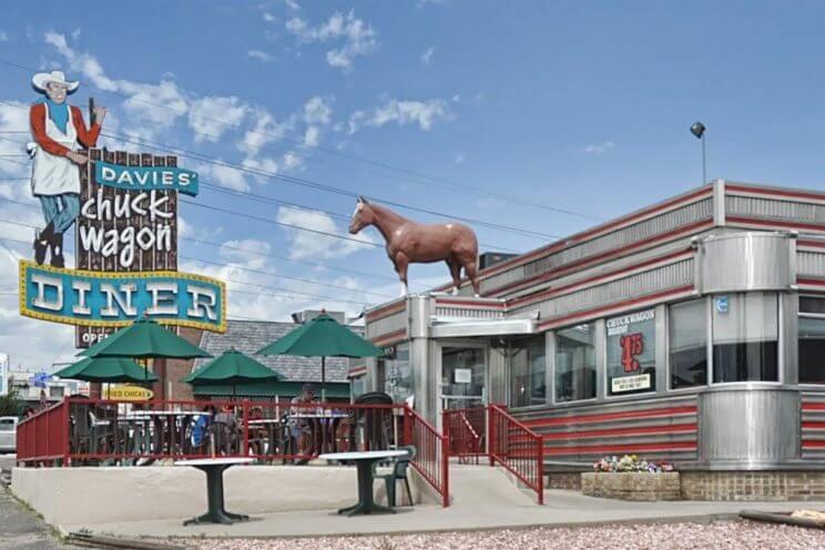 Davies' Chuck Wagon Diner | The Denver Ear