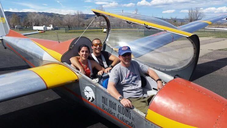 Mile High Gliding | The Denver Ear