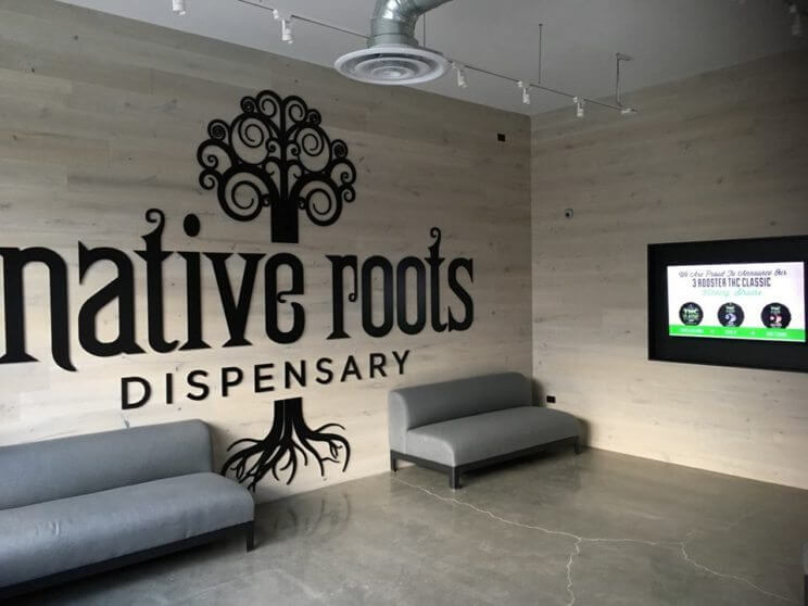 Native Roots Dispensary | The Denver Ear