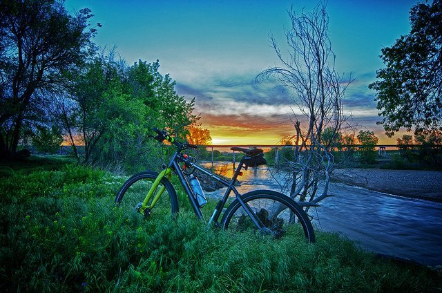 South Platte River Trail in Denver | The Denver Ear