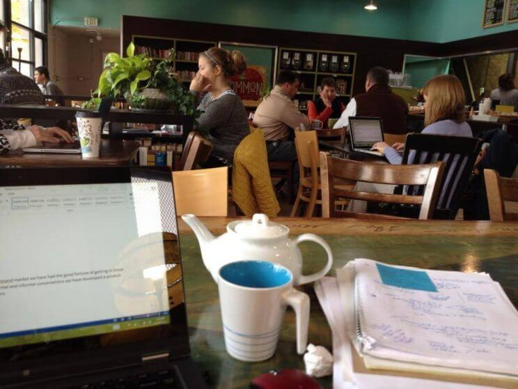 Common Grounds Coffeehouse | The Denver Ear