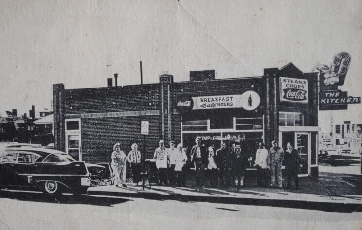 Pete's Kitchen Old Photo | The Denver Ear