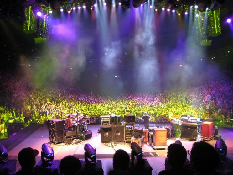 Phish | The Denver Ear