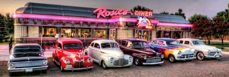 Five authentic 50s diners in denver the denver ear for American classic diner