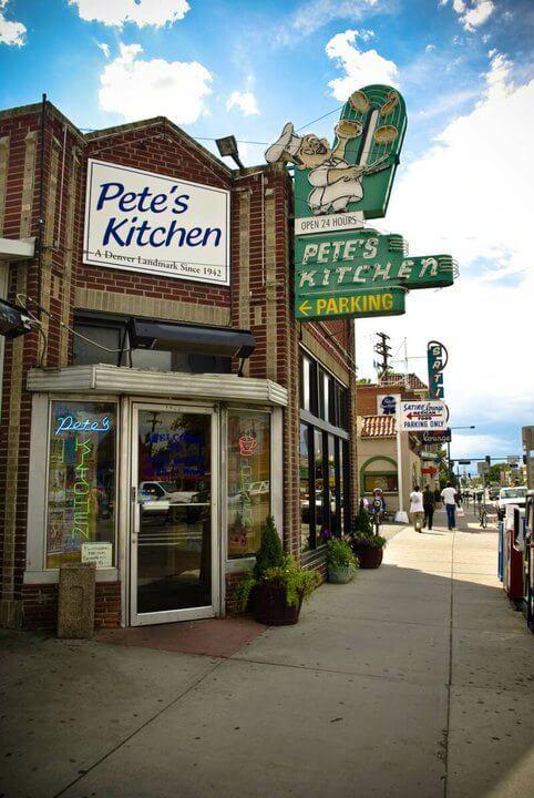 Pete's Kitchen | The Denver Ear