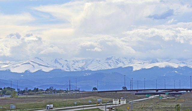 Rocky Mountains Colorado | The Denver Ear