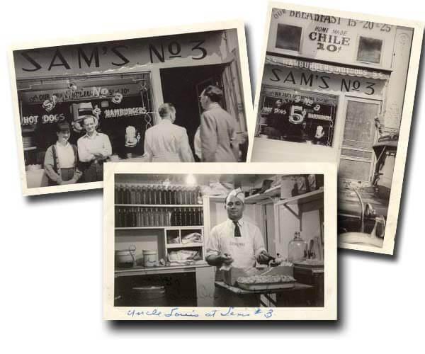 Sam's No. 3 Old Photos | The Denver Ear