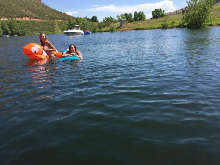 Horsetooth Reservoir | The Denver Ear