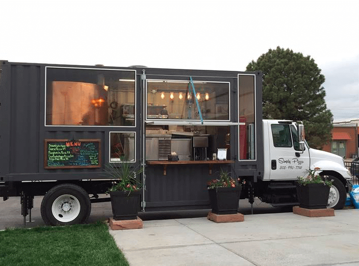 Simply Pizza Truck | The Denver Ear