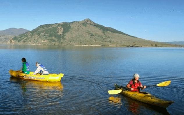 Green Mountain Reservoir | The Denver Ear