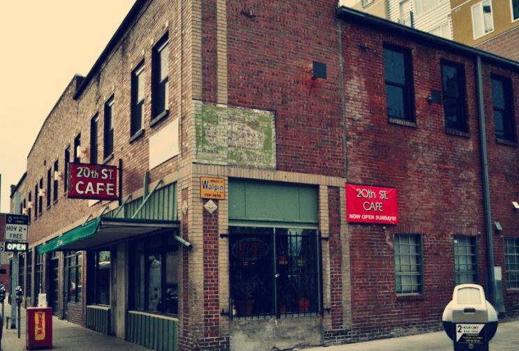 20th Street Cafe | The Denver Ear