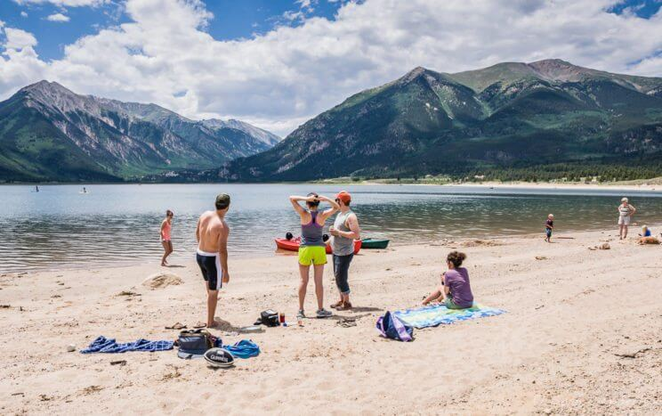 14 Most Swimmable Lakes in Colorado | The Denver Ear
