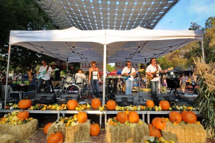 Downtown Boulder Fall Fest | The Denver Ear