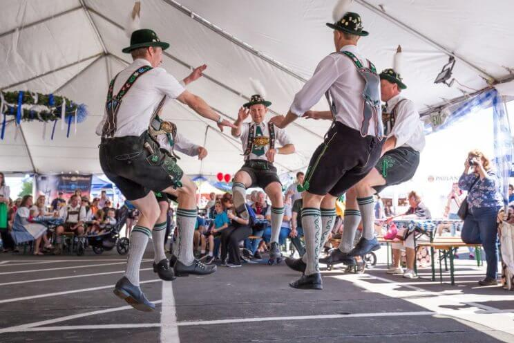 11th Annual Parker Oktoberfest | The Denver Ear