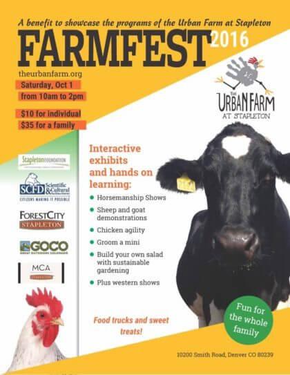 FarmFest   Urban Farm