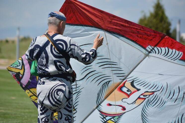 Japanese Kite Festival 2017 | The Denver Ear
