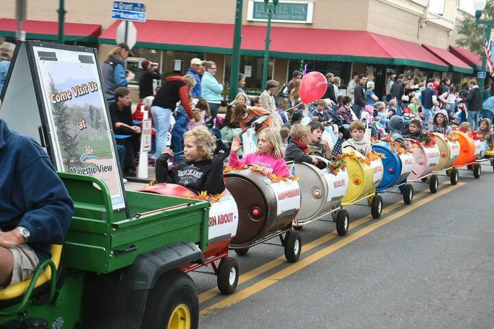 Arvada Harvest Festival & Parade | The Denver Ear