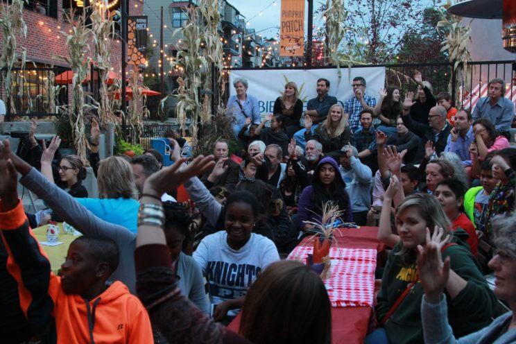 Little Man Ice Cream Hosts One World Celebration   The Denver Ear