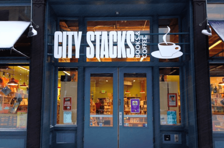 City Stacks Books & Coffee | The Denver Ear