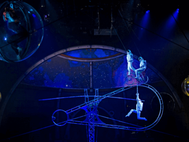 Ringling Bros. and Barnum & Bailey Circus Presents Out Of This World   The Denver Ear