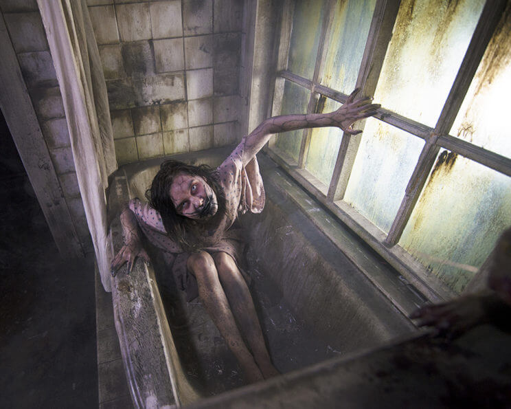 13th Floor and The Asylum Haunted