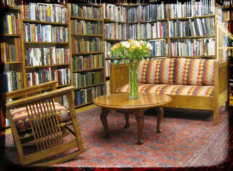 The Hermitage Bookshop | The Denver Ear