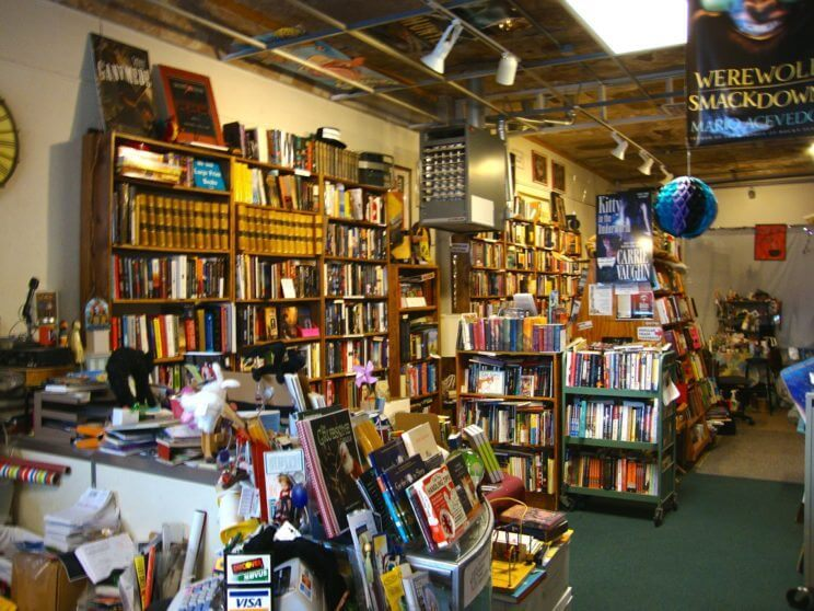 Broadway Book Mall | The Denver Ear
