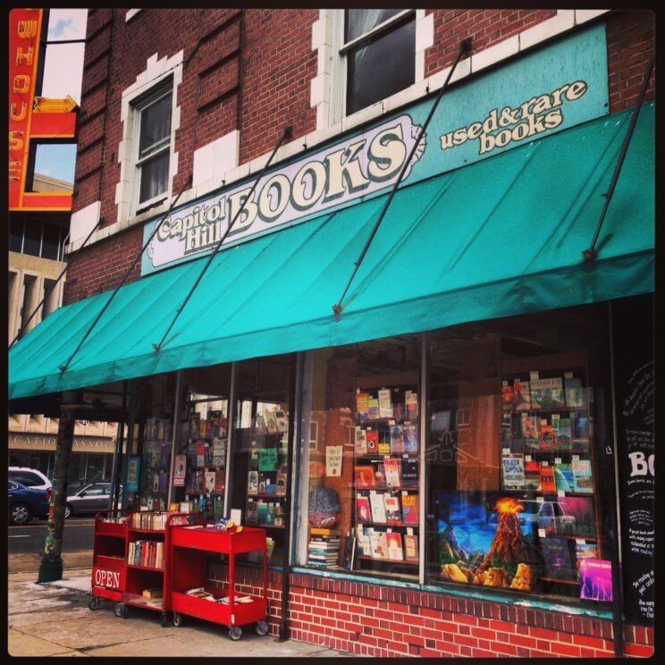 Capitol Hill Books   The Denver Ear