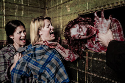 13 best scariest haunted houses in colorado - Halloween Colorado 2017