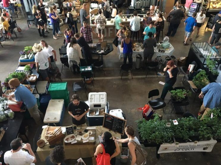 The Source Market Hall | The Denver Ear