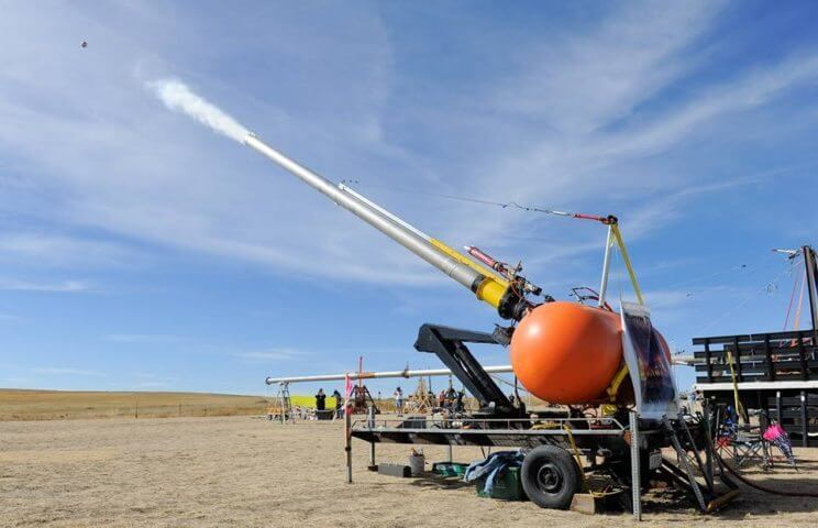 Punkin Chunkin Colorado | The Denver Ear