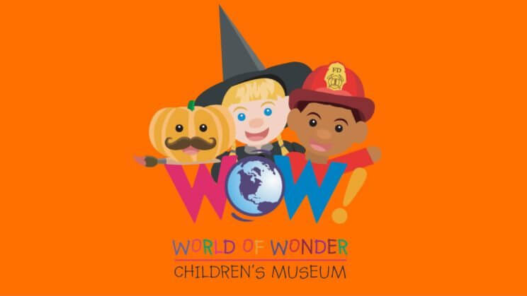 WOW!'s Halloween Party | WOW! Children's Museum | The Denver Ear