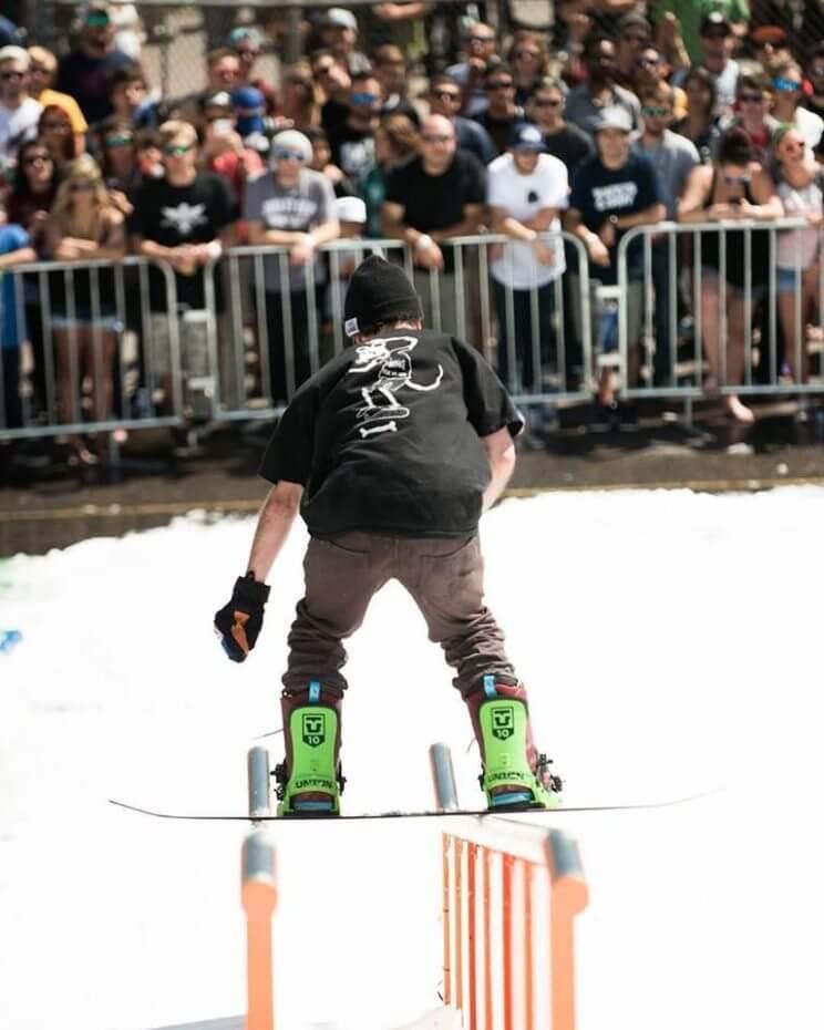 Snowboard on the Block Festival | The Denver Ear