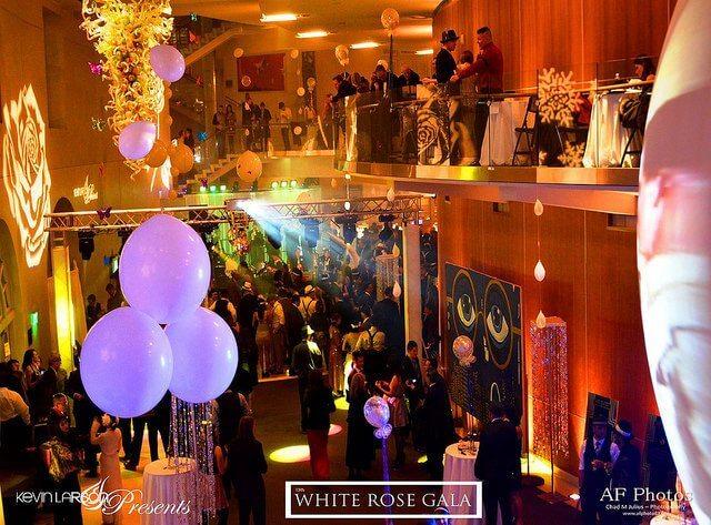 White Rosa Gala Denver New Years Eve 2017 | The Denver Ear