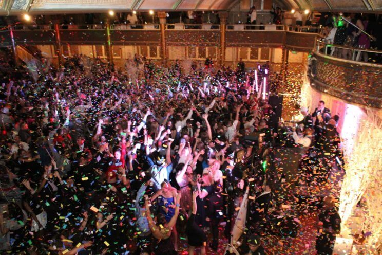 Denver New Year's Eve Black Tie Party 2017 | Sheraton Denver Downtown | The Denver Ear