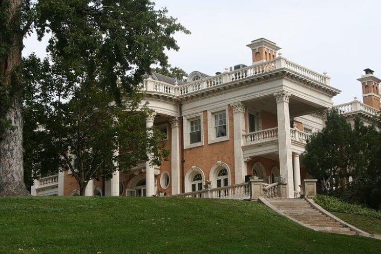 Grant-Humphreys Mansion | The Denver Ear