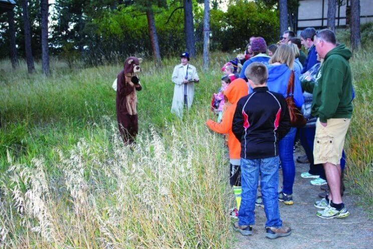 Halloween Tales and Trails   The Denver Ear