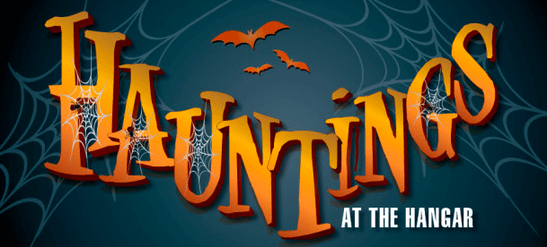 Hauntings at the Hangar | Wings Over the Rockies Air & Space Museum | The Denver Ear