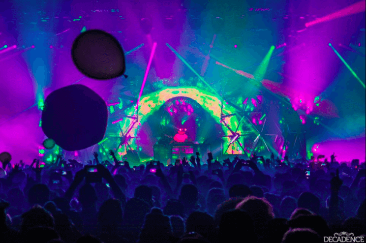 Decadence: City of Dreams; A New Year's Eve Experience | The Denver Ear