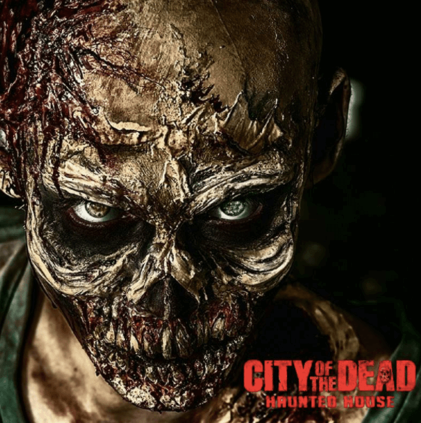 City of the Dead Haunted House | The Denver Ear